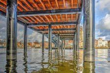 La ecología urbana permite eliminar asfalto por pavimentos permeables y absorber CO2